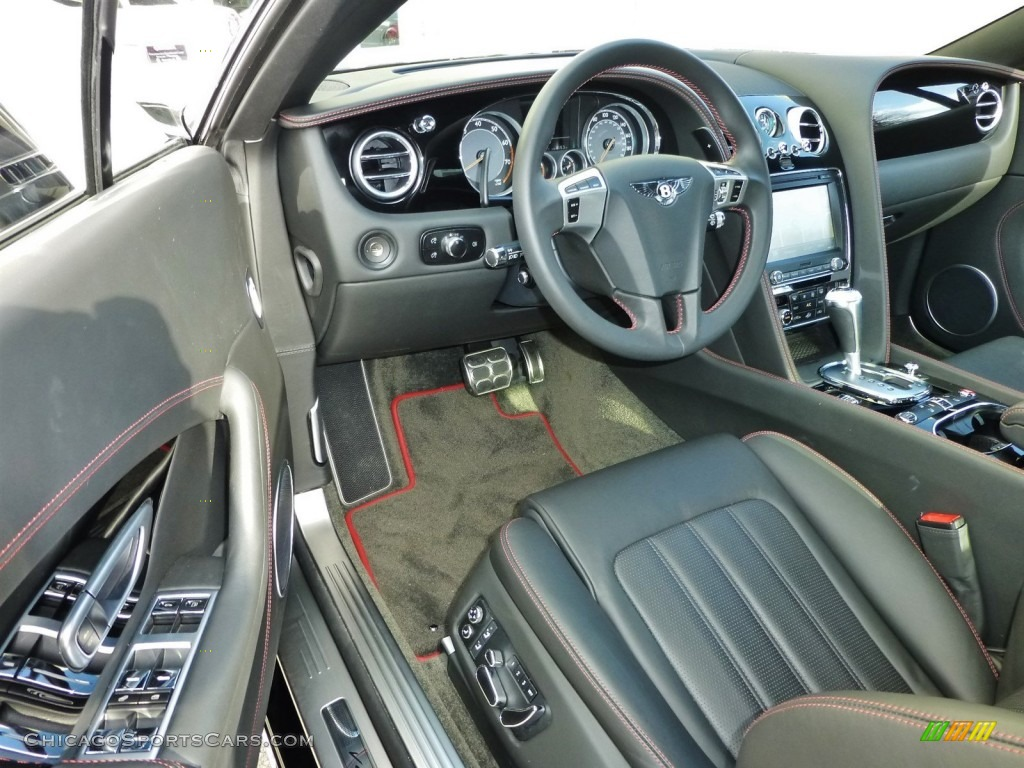 2015 Continental GT V8 S Convertible - Beluga / Beluga photo #11