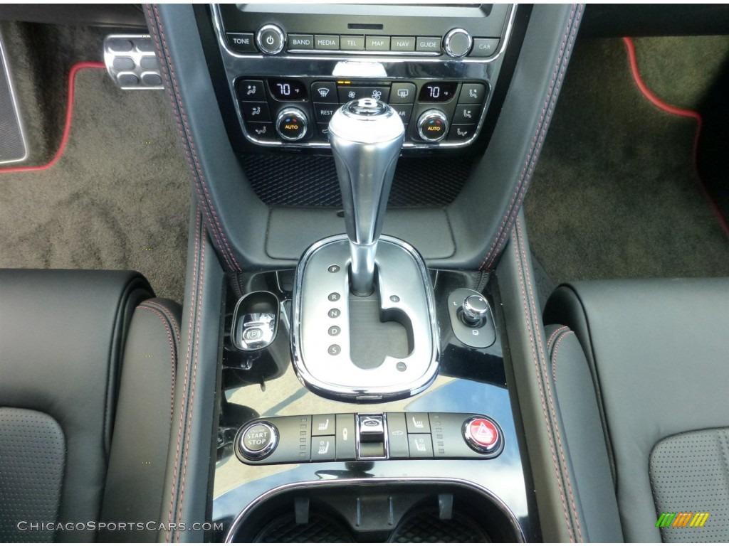 2015 Continental GT V8 S Convertible - Beluga / Beluga photo #21