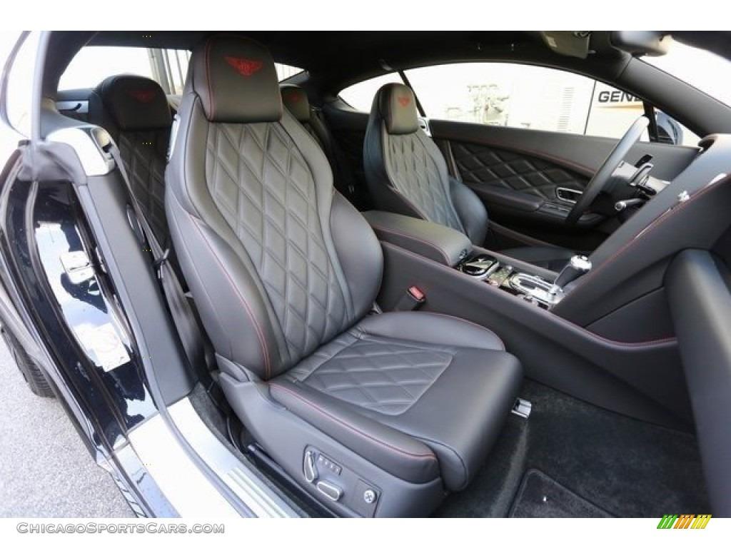 2014 Continental GT V8 S - Beluga / Beluga photo #19