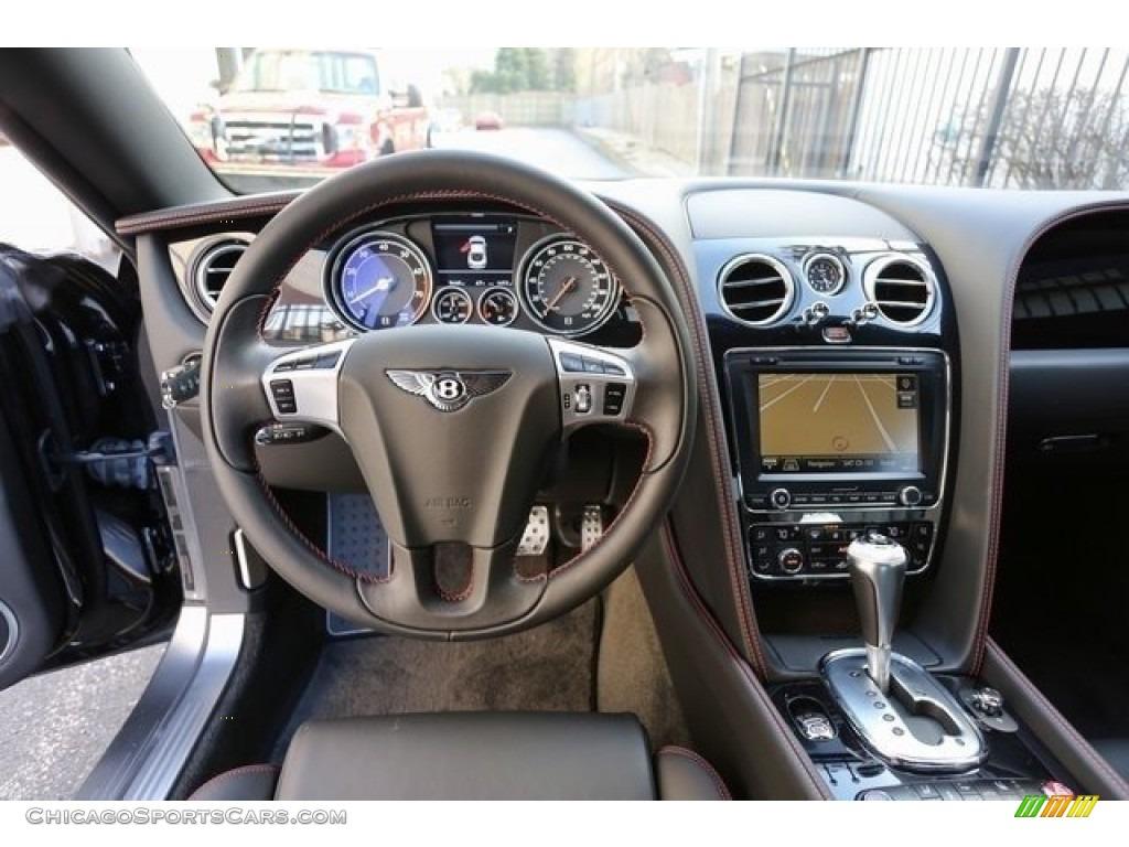 2014 Continental GT V8 S - Beluga / Beluga photo #20