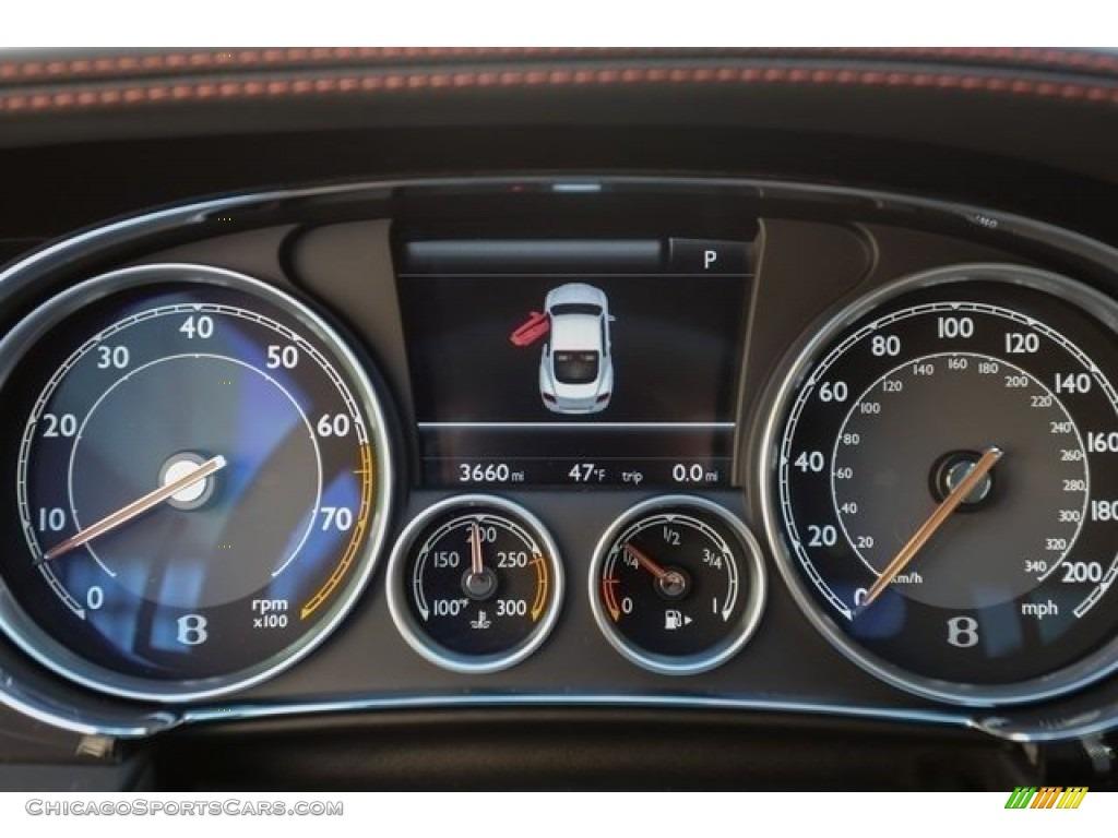 2014 Continental GT V8 S - Beluga / Beluga photo #25