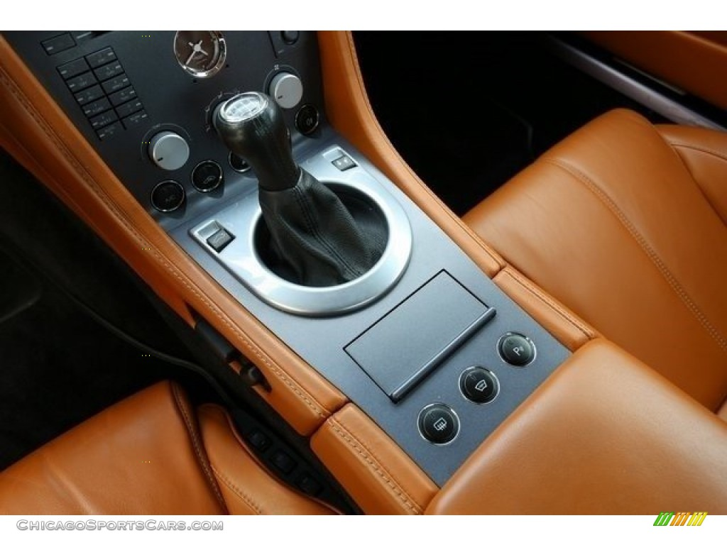 2007 V8 Vantage Coupe - Black / Kestrel Tan photo #19