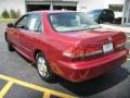 Honda Accord EX V6 Sedan Firepepper Red Pearl photo #3