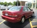 Honda Accord EX V6 Sedan Firepepper Red Pearl photo #5