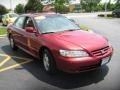 Honda Accord EX V6 Sedan Firepepper Red Pearl photo #6