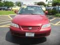 Honda Accord EX V6 Sedan Firepepper Red Pearl photo #7