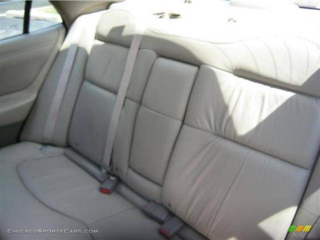 2001 Accord EX V6 Sedan - Firepepper Red Pearl / Ivory photo #10