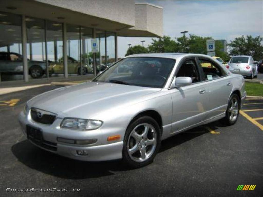 2000 Mazda Millenia Millennium In Highlight Silver 607203 Chicagosportscars Com Cars For