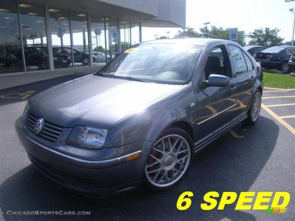 2004 volkswagen jetta gli 1 8t sedan in platinum grey metallic 092799 chicagosportscars com cars for sale in illinois chicagosportscars com
