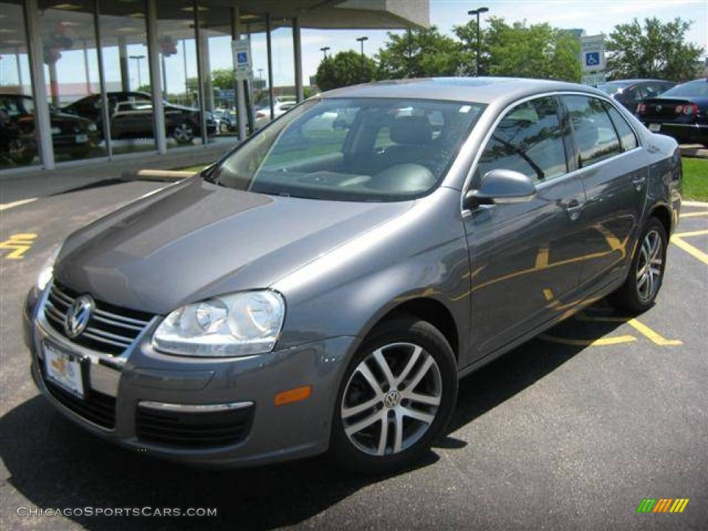2006 volkswagen jetta 2 5 sedan in platinum grey metallic 824312. Black Bedroom Furniture Sets. Home Design Ideas