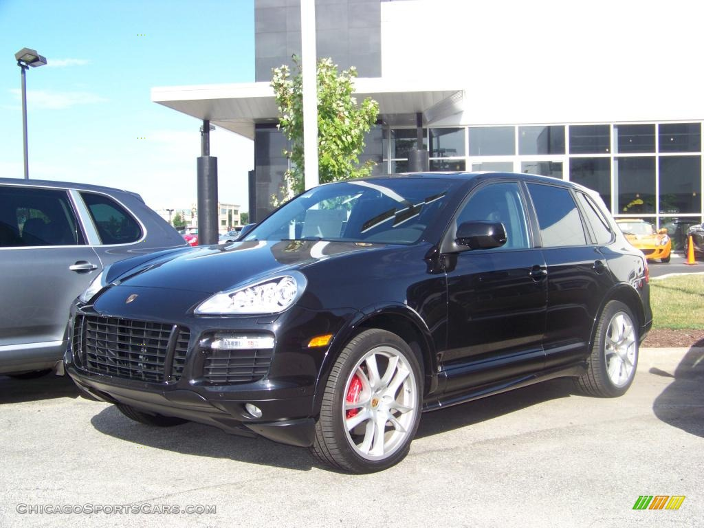 2009 porsche cayenne gts in basalt black metallic a61485 cars for. Black Bedroom Furniture Sets. Home Design Ideas