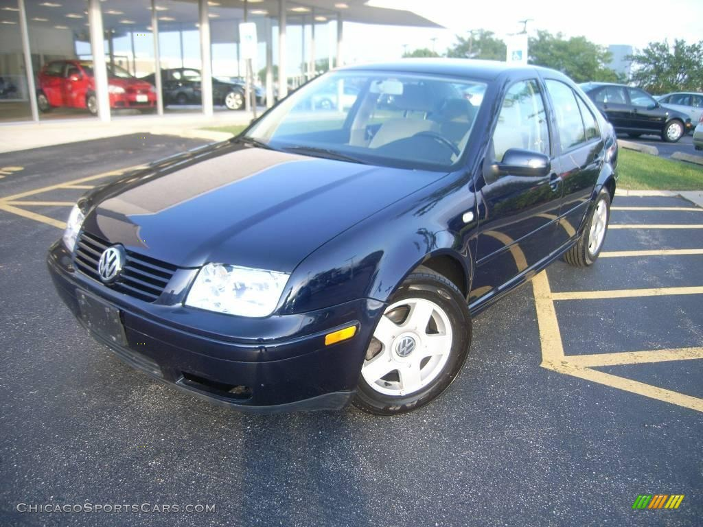 1999 volkswagen jetta gls sedan in atlantic blue mica. Black Bedroom Furniture Sets. Home Design Ideas