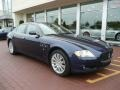 Maserati Quattroporte  Blu Nettuno (Blue) photo #3