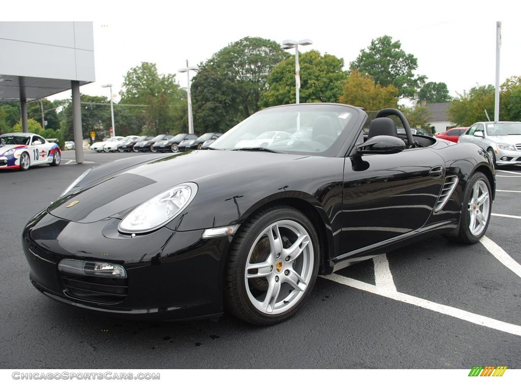 2006 Porsche Boxster In Black Photo 9 712403