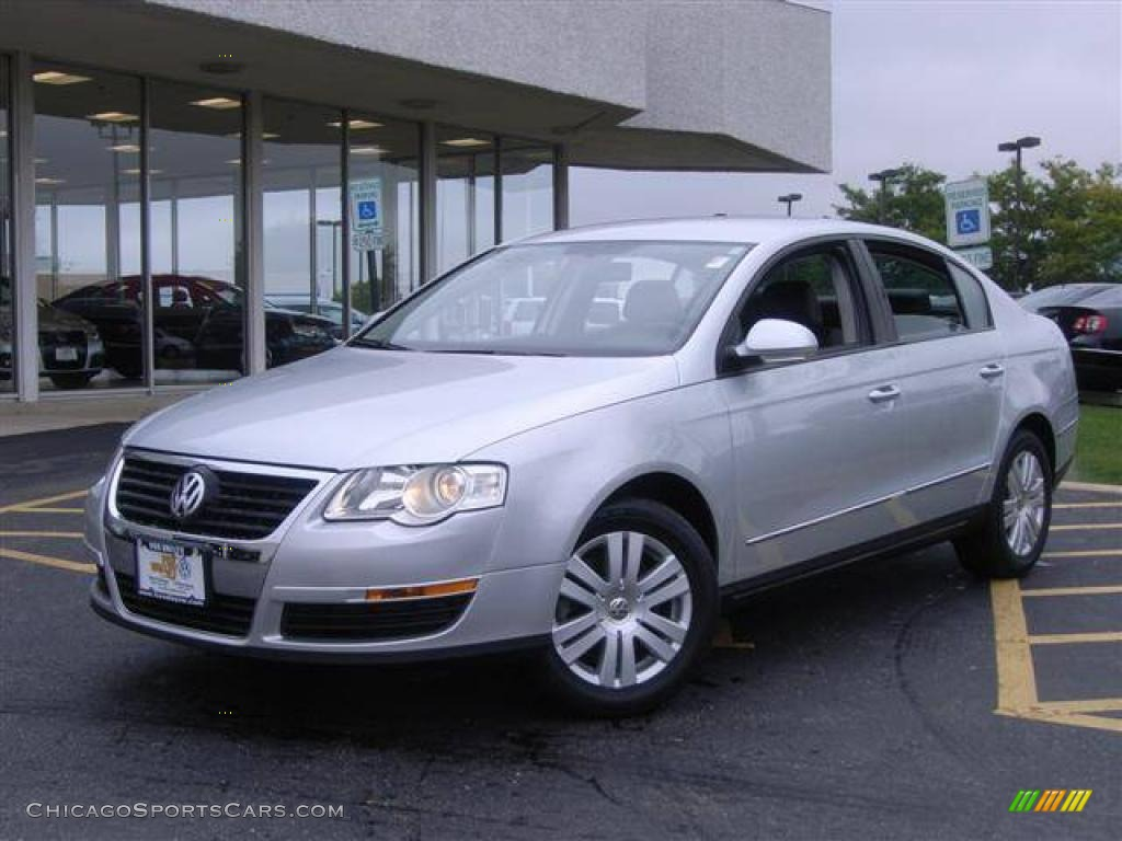 2007 volkswagen passat 2 0t sedan in reflex silver metallic 010415. Black Bedroom Furniture Sets. Home Design Ideas