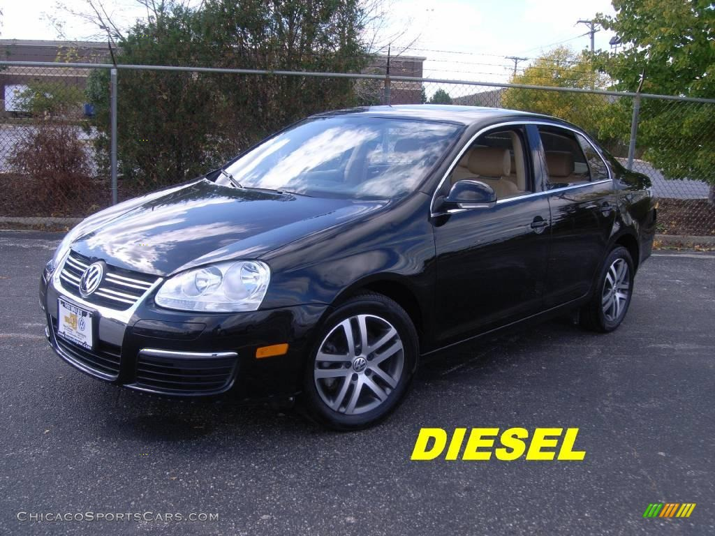 2006 volkswagen jetta tdi sedan in black 765569 cars for sale in. Black Bedroom Furniture Sets. Home Design Ideas