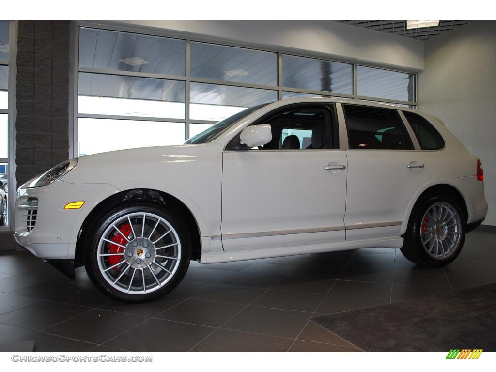 2009 porsche cayenne turbo s in sand white a82695 cars for sale in. Black Bedroom Furniture Sets. Home Design Ideas