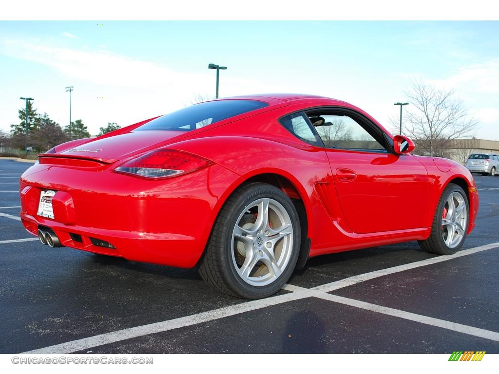 2010 porsche cayman s in guards red photo 5 780180. Black Bedroom Furniture Sets. Home Design Ideas