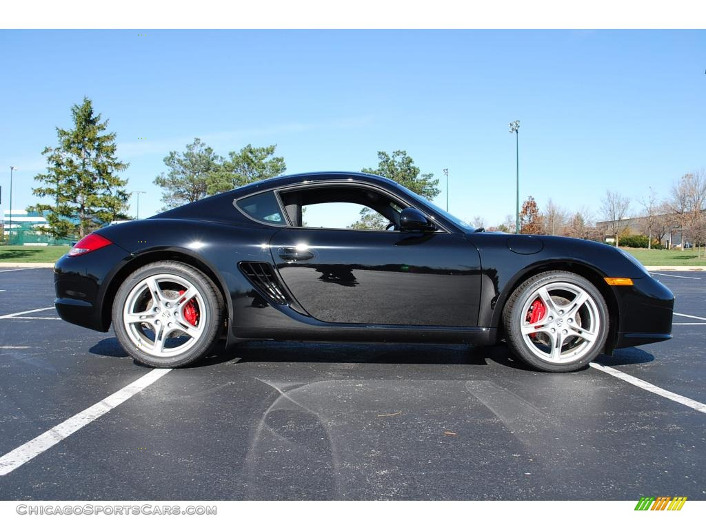 2010 Porsche Cayman S in Black photo #4 - 780225 ...