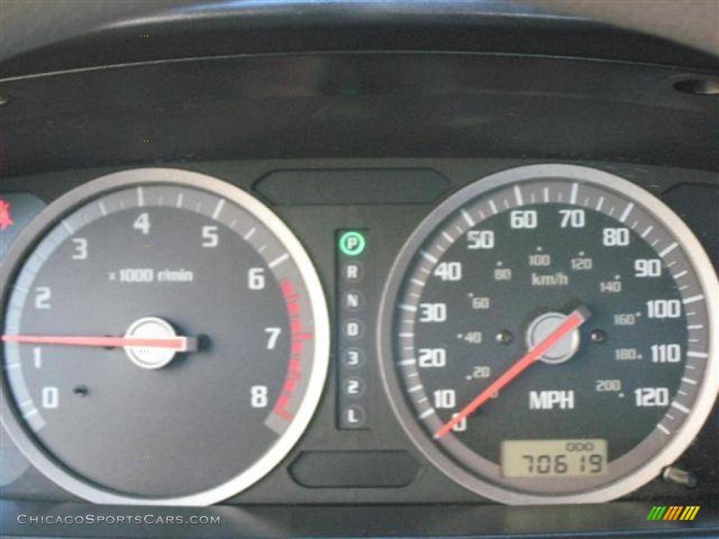 2003 Isuzu Rodeo S V6 4wd In Bright Silver Metallic Photo