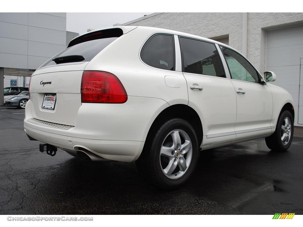 2006 porsche cayenne tiptronic in sand white photo 5 a20249 cars. Black Bedroom Furniture Sets. Home Design Ideas