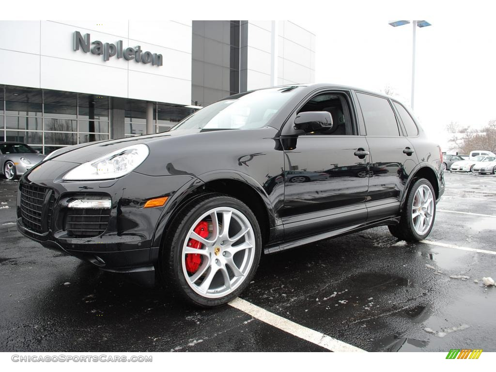 2010 porsche cayenne gts in black a61673 cars for sale in illinois. Black Bedroom Furniture Sets. Home Design Ideas