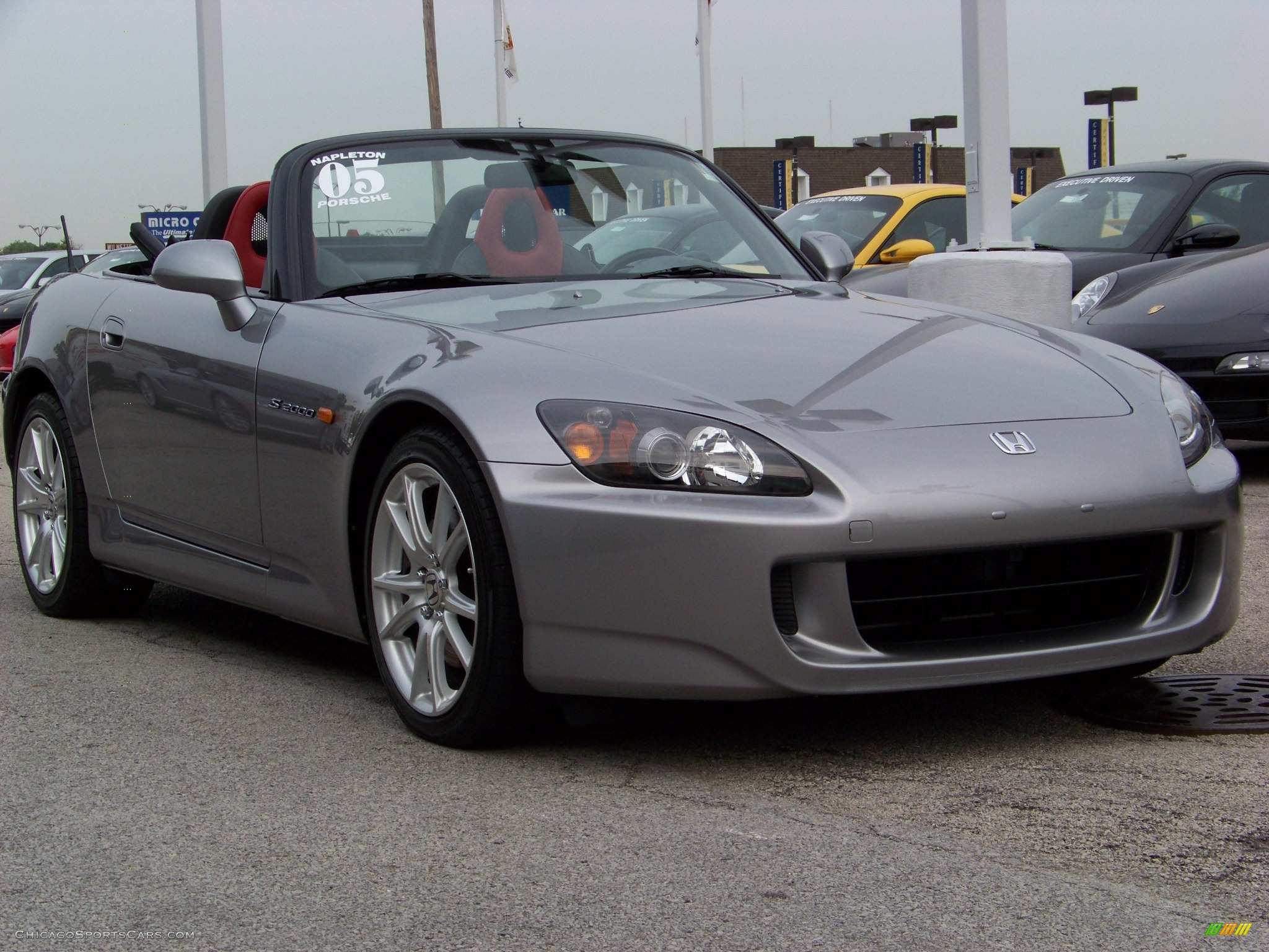 2005 Honda S2000 Roadster in Silverstone Metallic - 006951 ...