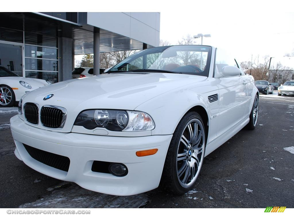 2006 bmw m3 convertible in alpine white k12208. Black Bedroom Furniture Sets. Home Design Ideas