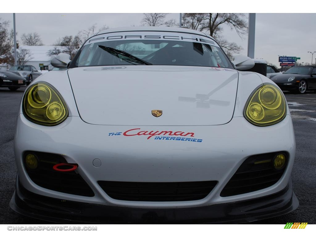 2009 porsche cayman s interseries in carrara white photo 8 780968. Black Bedroom Furniture Sets. Home Design Ideas