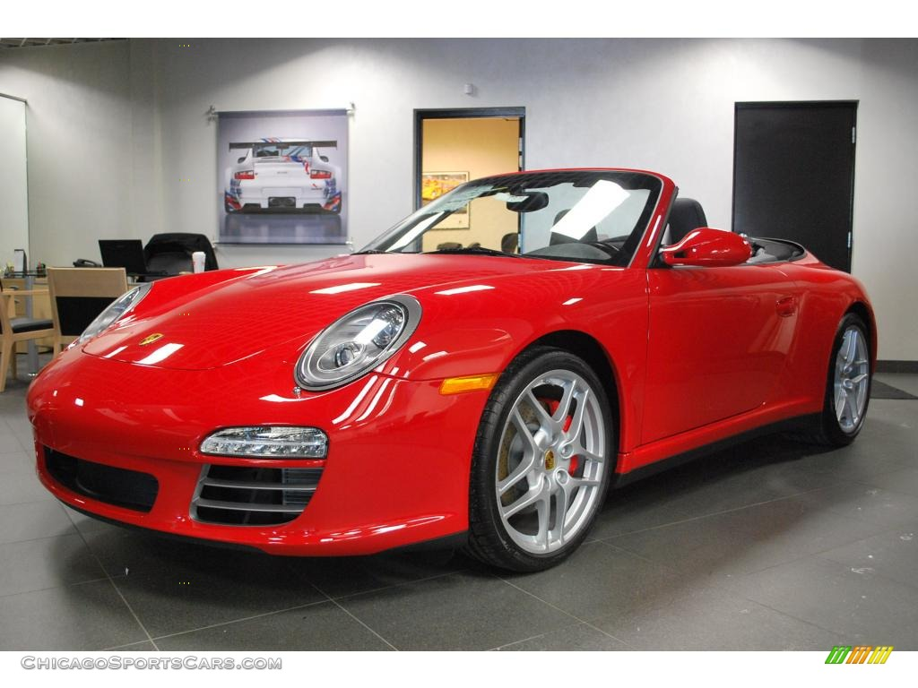2010 Porsche 911 Carrera 4S Cabriolet photo - 3