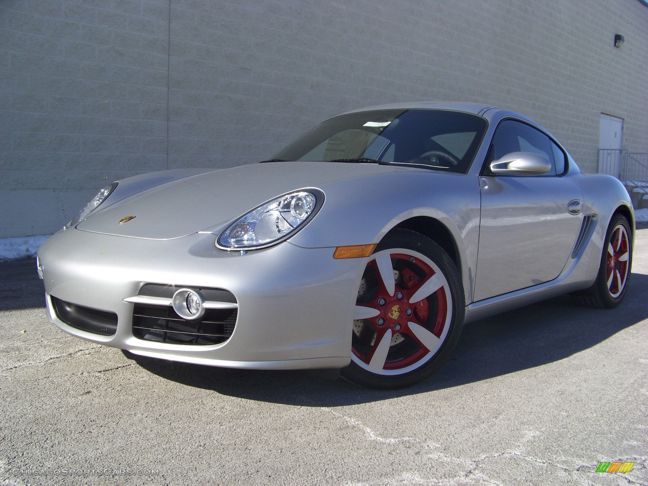 2009 porsche cayman s in arctic silver metallic photo 2 uxxxxx cars. Black Bedroom Furniture Sets. Home Design Ideas