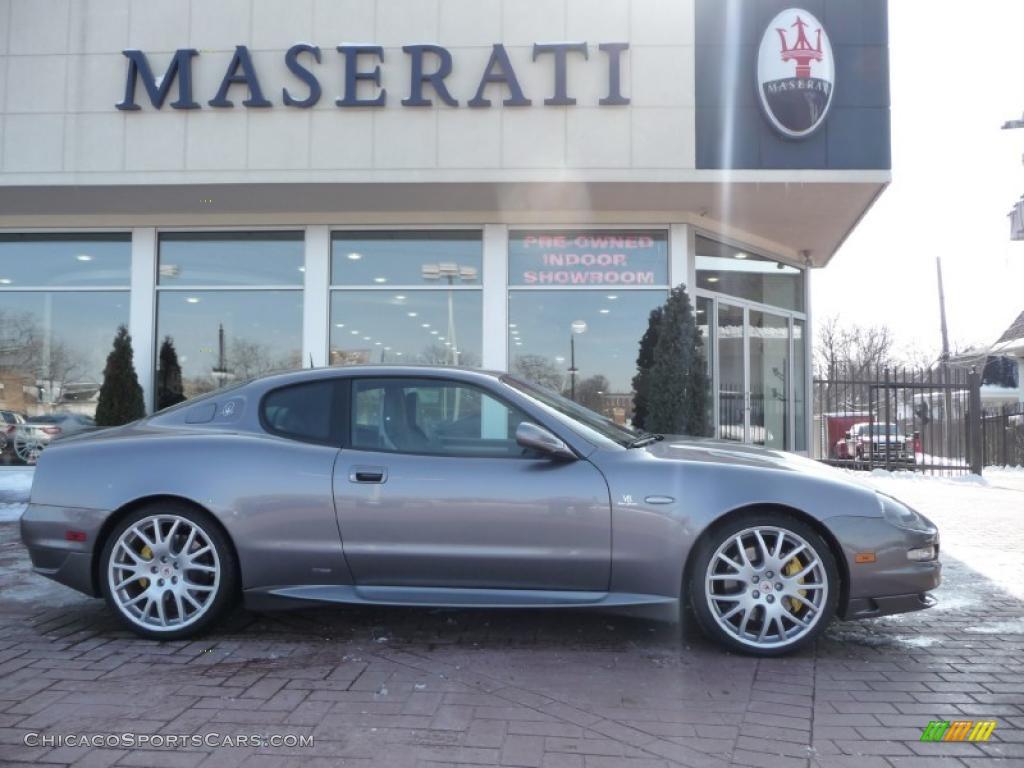 Maserati GranSport Coupe