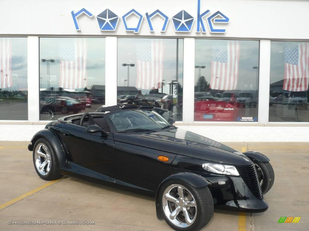 Prowler Black / Agate Plymouth Prowler Roadster