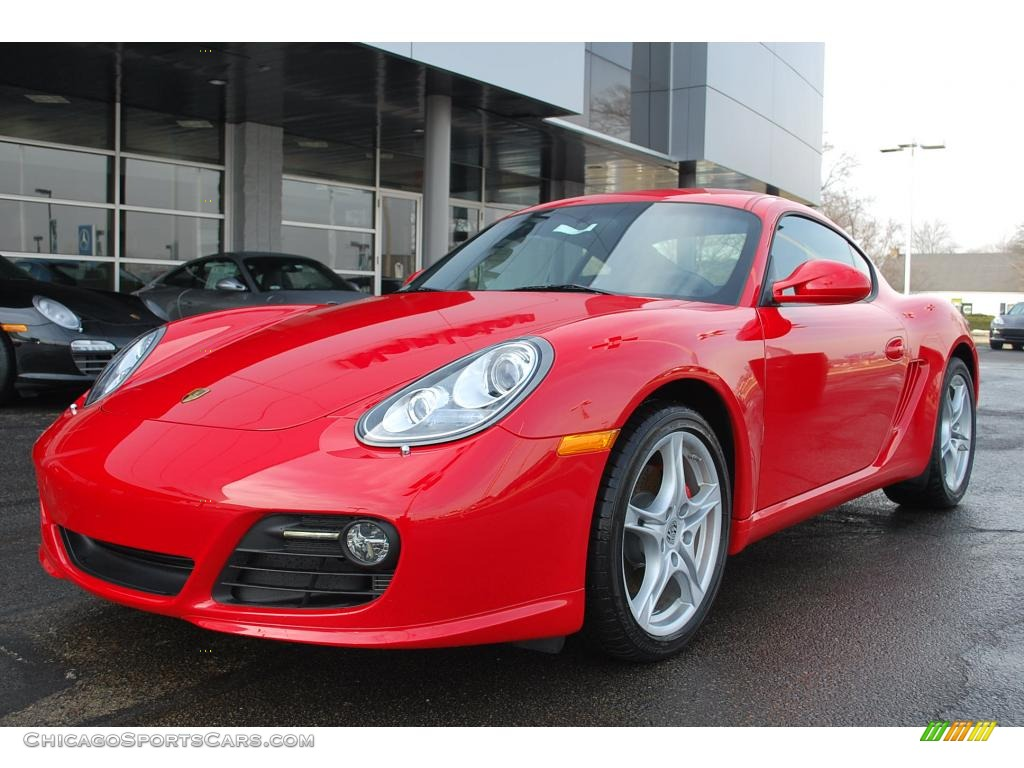 2010 porsche cayman s in guards red 780066. Black Bedroom Furniture Sets. Home Design Ideas