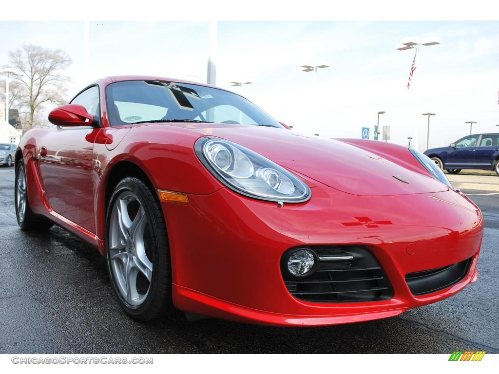 2010 porsche cayman s in guards red photo 9 780066. Black Bedroom Furniture Sets. Home Design Ideas