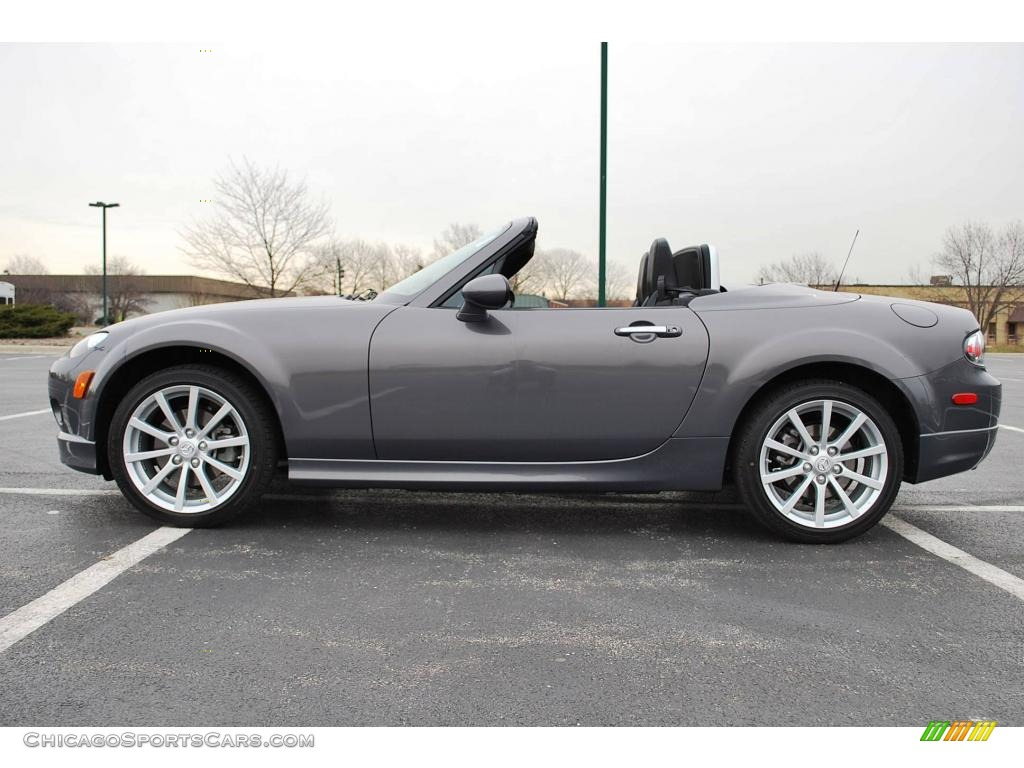 2008 Mazda Mx 5 Miata Grand Touring Hardtop Roadster In