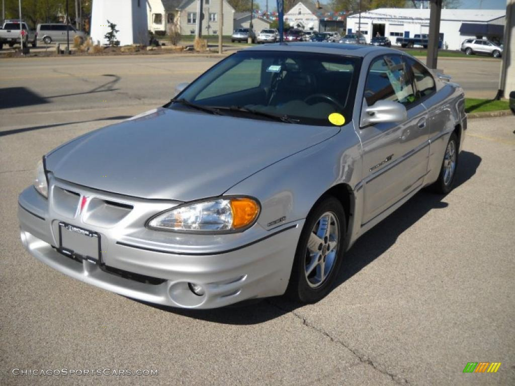 2001 pontiac grand am gt coupe in galaxy silver metallic photo 3 655232 chicagosportscars. Black Bedroom Furniture Sets. Home Design Ideas
