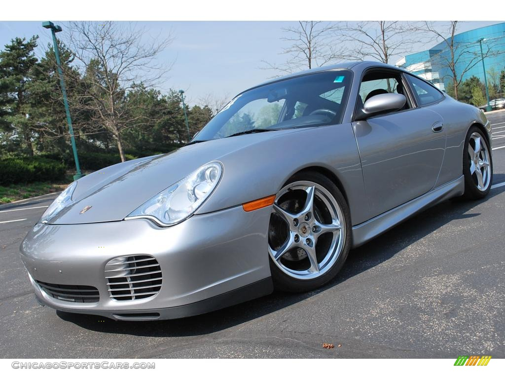 2004 Porsche 911 Carrera 40th Anniversary Edition Coupe In
