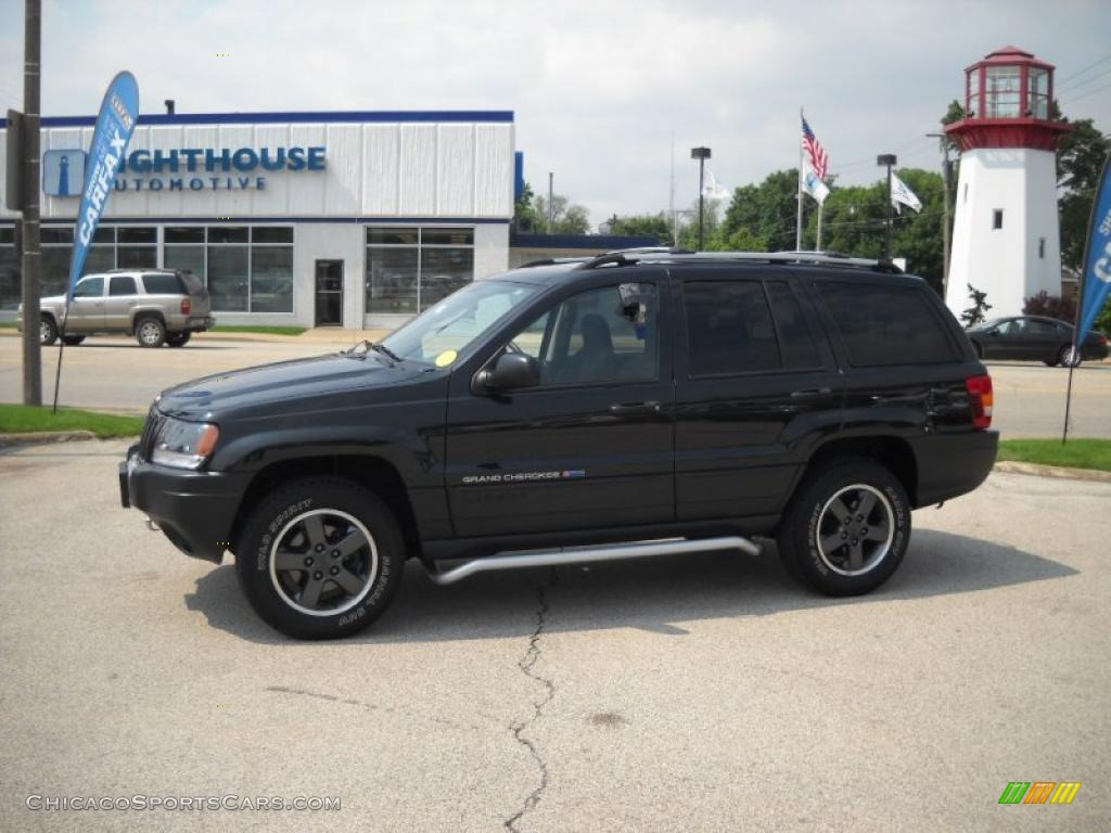 2004 jeep grand cherokee freedom edition 4x4 in brillant black crystal pearl photo 2 200422. Black Bedroom Furniture Sets. Home Design Ideas