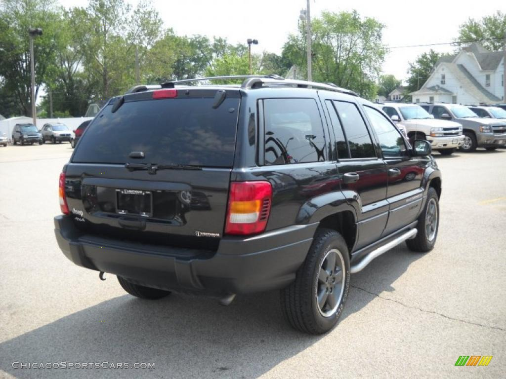 2004 jeep grand cherokee freedom edition 4x4 in brillant black crystal pearl photo 7 200422. Black Bedroom Furniture Sets. Home Design Ideas