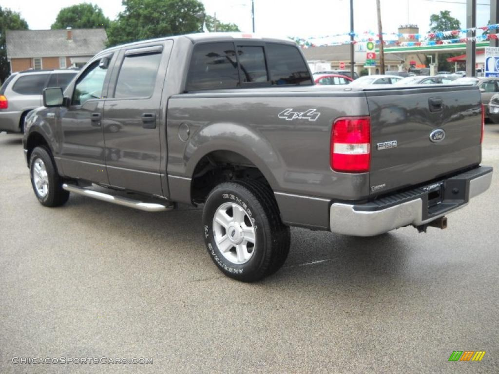 2004 ford f150 xlt supercrew 4x4 in dark shadow grey. Black Bedroom Furniture Sets. Home Design Ideas