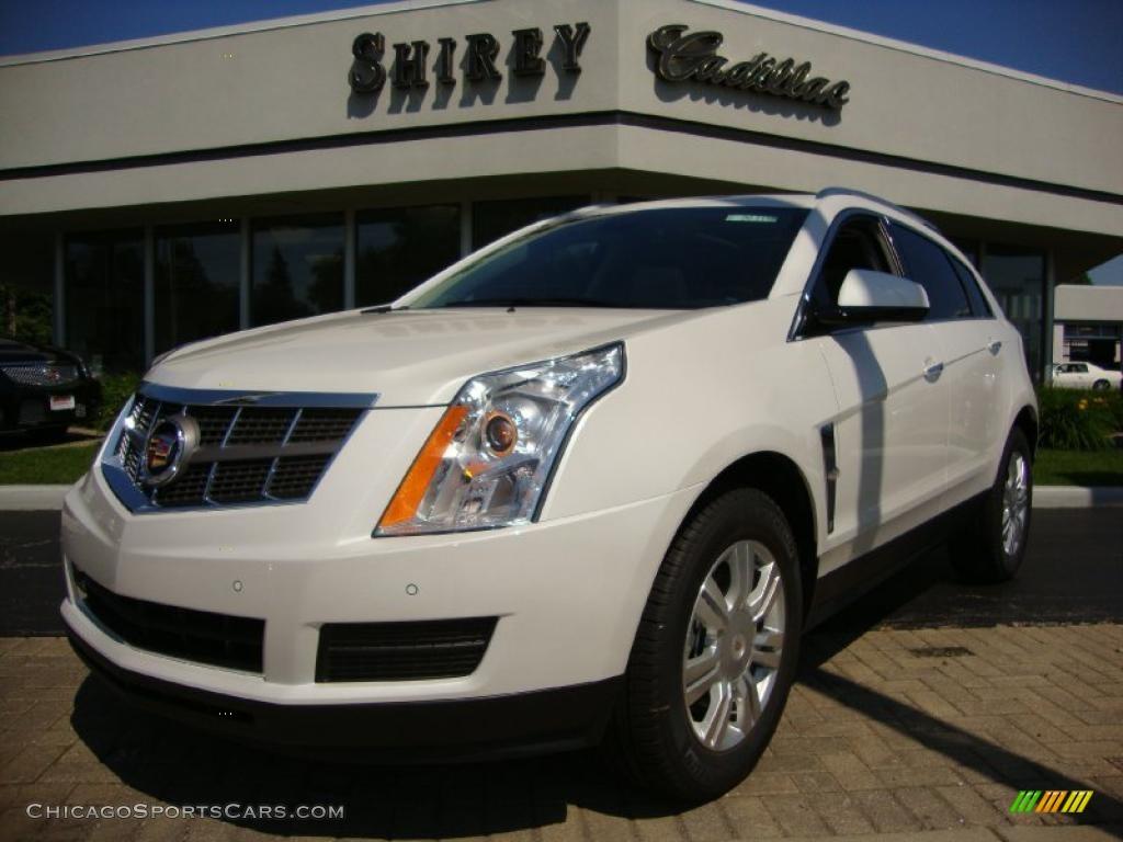 2010 cadillac srx v6 in platinum ice tricoat 647389 cars for sale in. Black Bedroom Furniture Sets. Home Design Ideas
