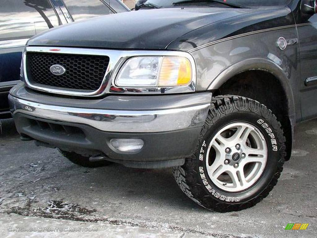 2003 Ford F150 Heritage Edition Supercab 4x4 In Dark