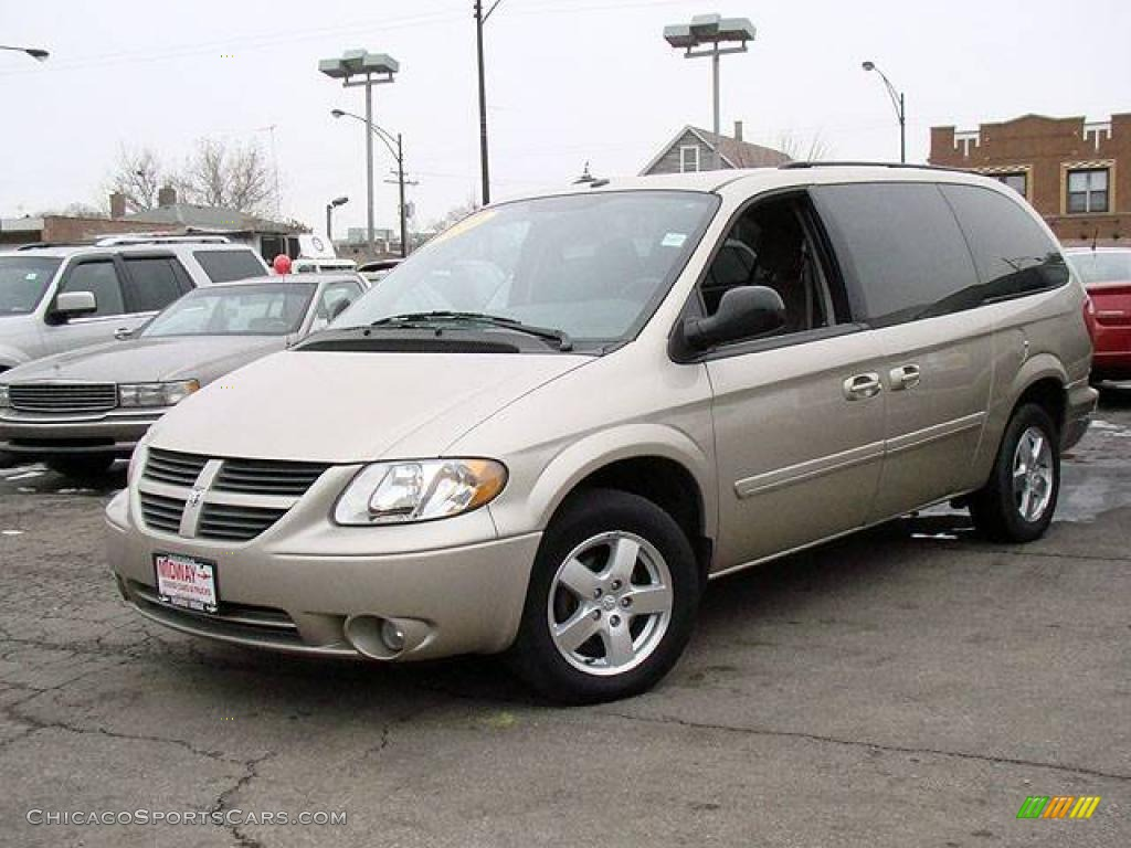 2006 dodge grand caravan sxt in linen gold metallic 895238. Cars Review. Best American Auto & Cars Review