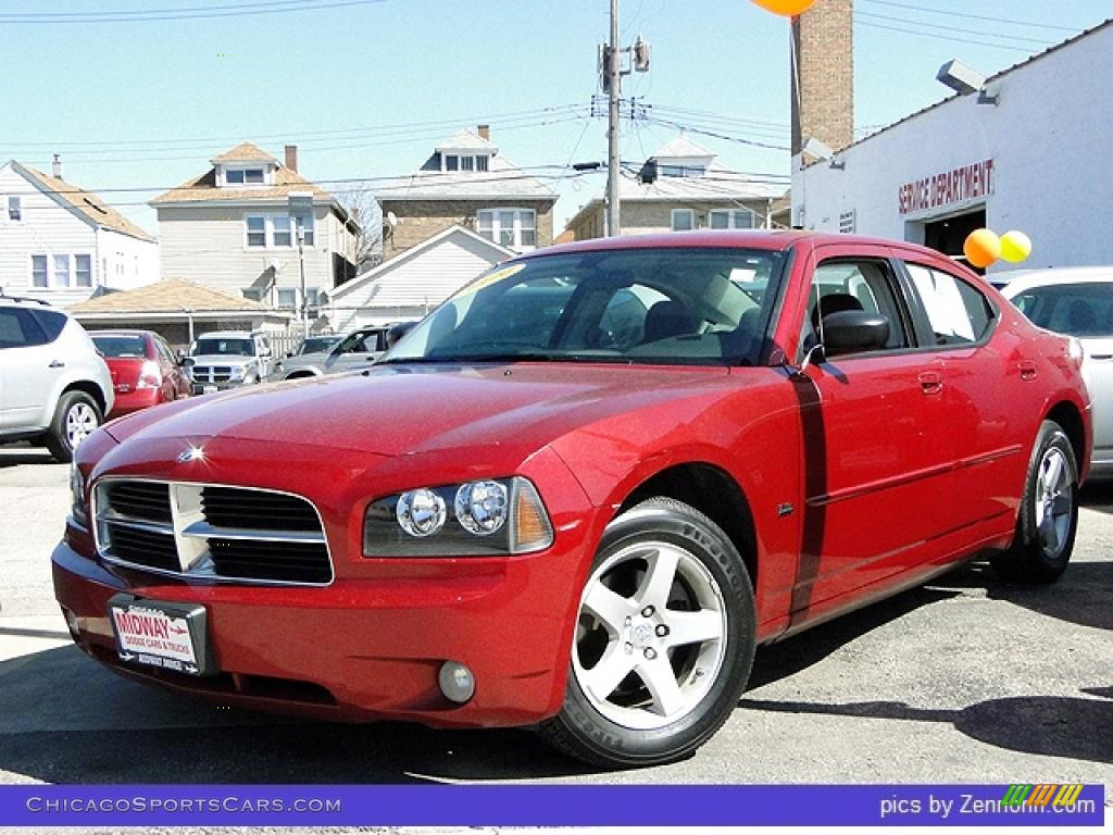 2009 dodge charger sxt in inferno red crystal pearl. Black Bedroom Furniture Sets. Home Design Ideas