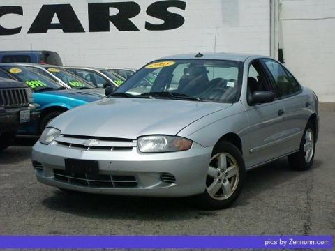 2001 Chevrolet Cavalier Coupe. 2003 Chevrolet Cavalier LS