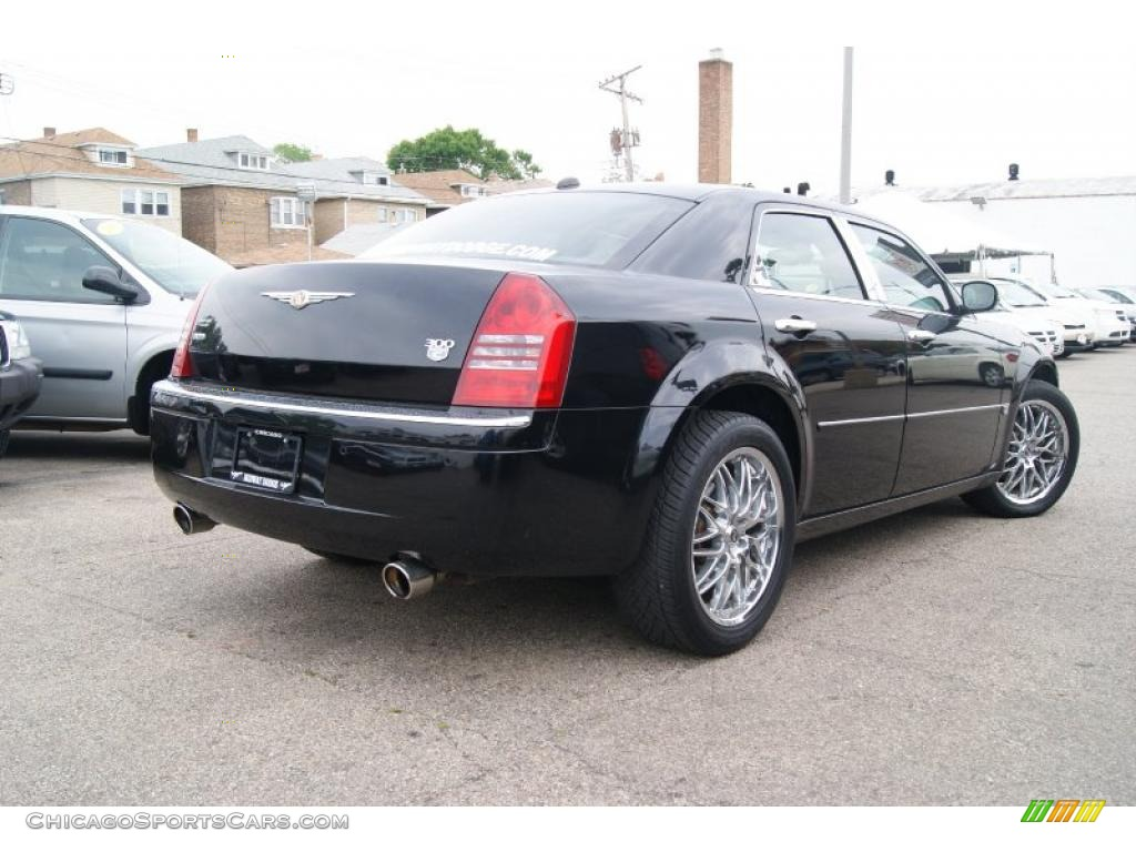 2006 chrysler 300 c hemi awd in brilliant black crystal pearl photo 2 102581. Black Bedroom Furniture Sets. Home Design Ideas
