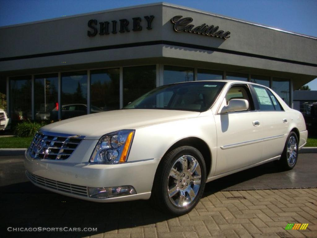 2011 cadillac dts platinum in white diamond tricoat 120819 cars for. Black Bedroom Furniture Sets. Home Design Ideas