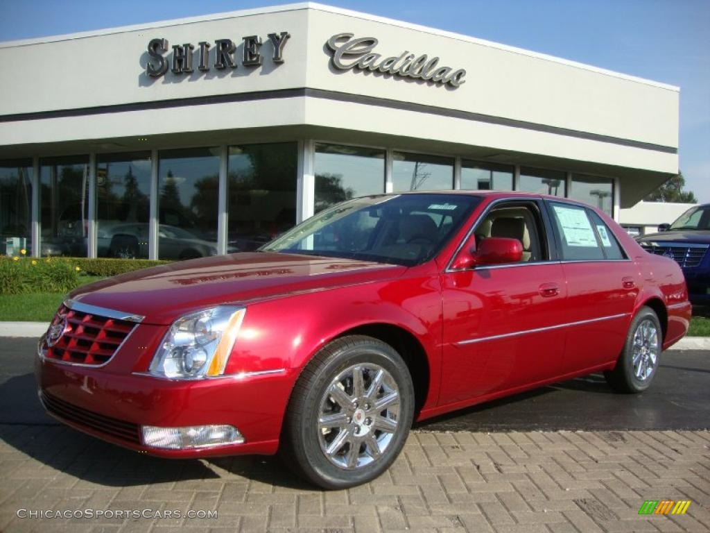 2011 cadillac dts luxury in crystal red tintcoat 121685 cars for. Black Bedroom Furniture Sets. Home Design Ideas