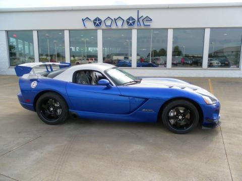 Dodge Viper Acr Blue. 2010 Dodge Viper ACR Roanoke